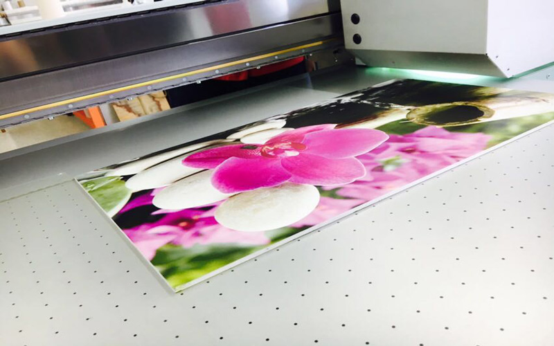 Platten-Direktdruck